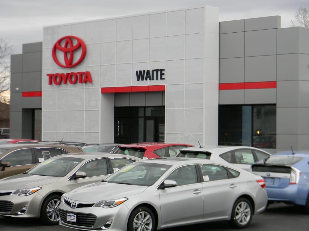 Waite Toyota: 18406 US-11, Watertown, NY