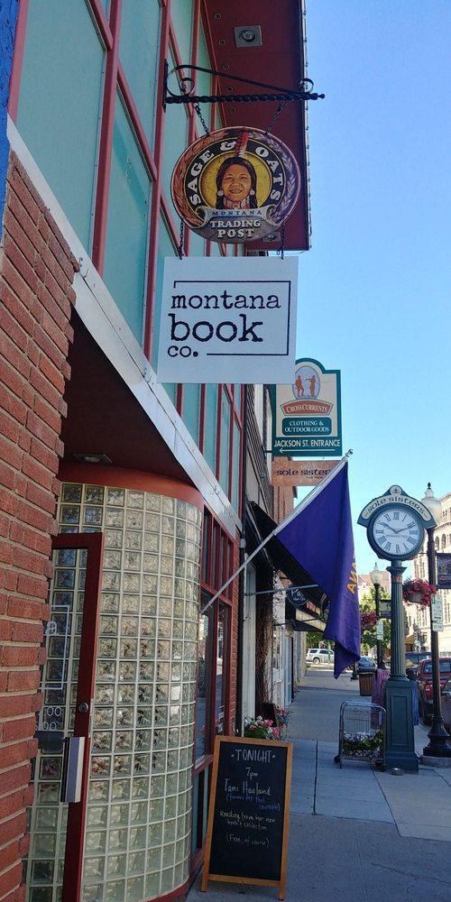 Montana Book Company