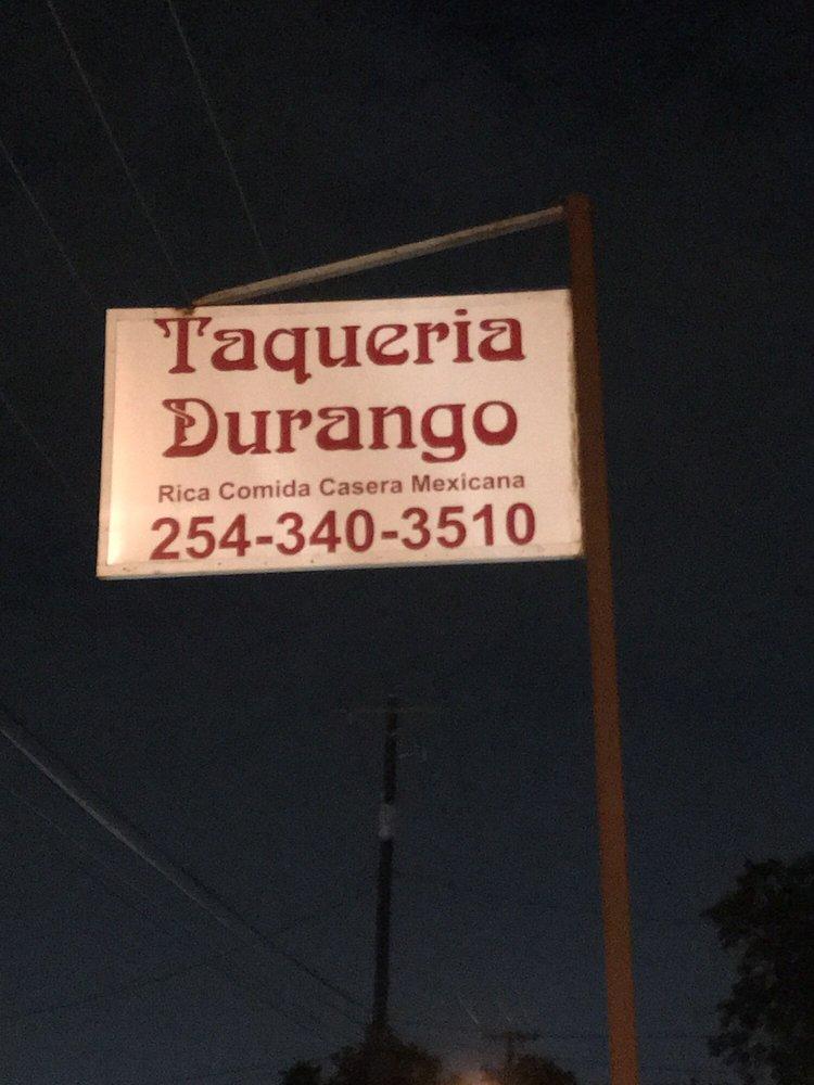Taqueria Durango: 4330 Memorial Dr, Waco, TX