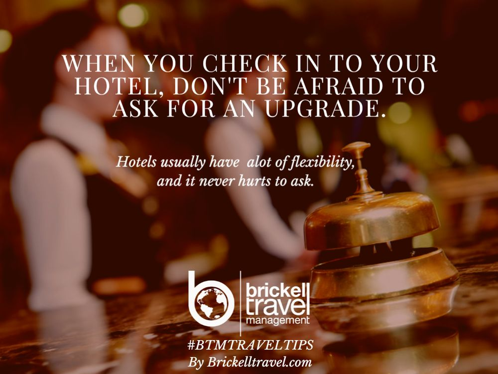 Brickell Travel Management