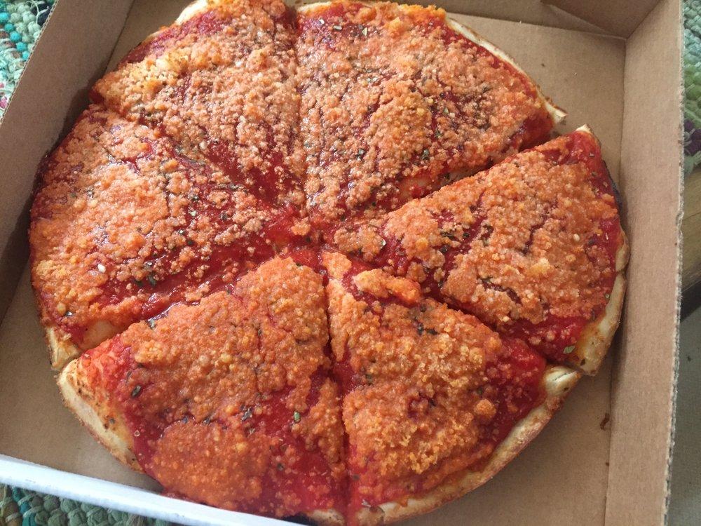 Food from Pizza Joe's