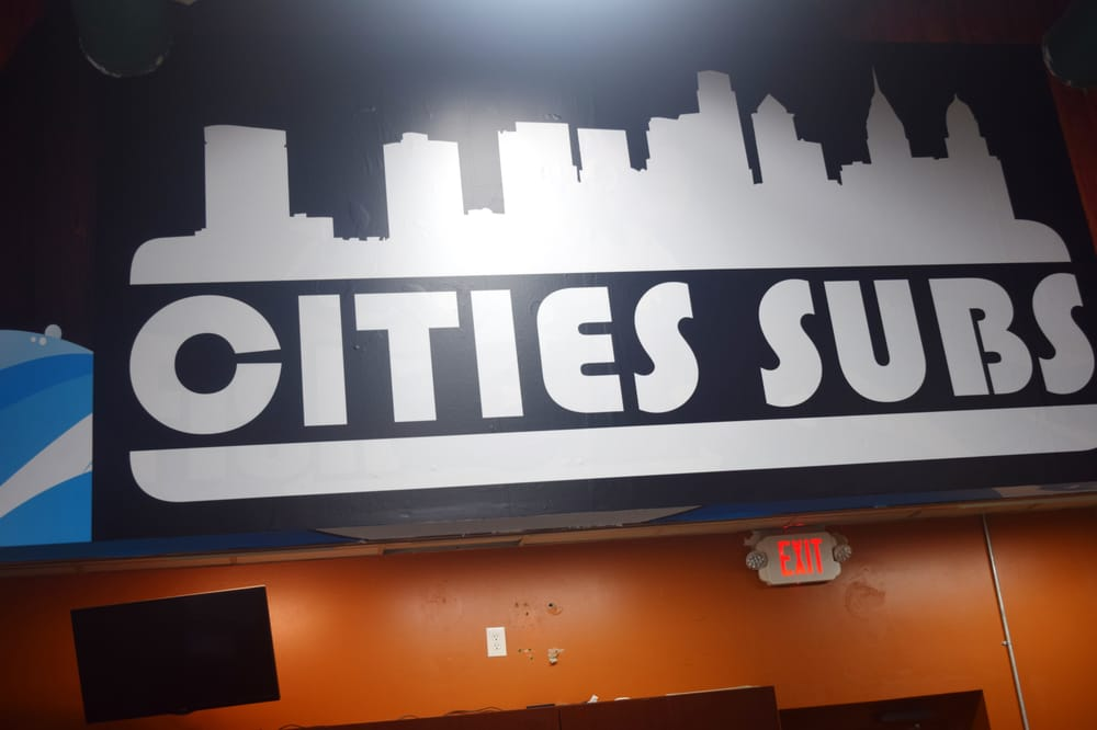 Cities Subs: 25550 Outer Dr, Lincoln Park, MI