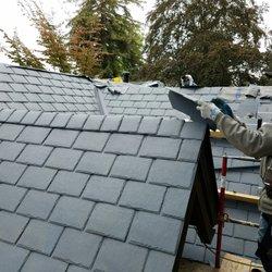 Superb Photo Of Tekline Roofing   Seattle, WA, United States. Ecostar Slate