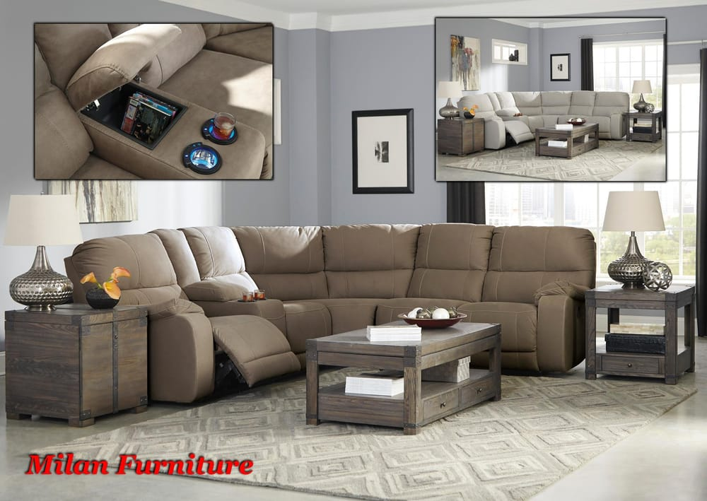 Milan Furniture and Bedding: 122 4th St W, Milan, IL