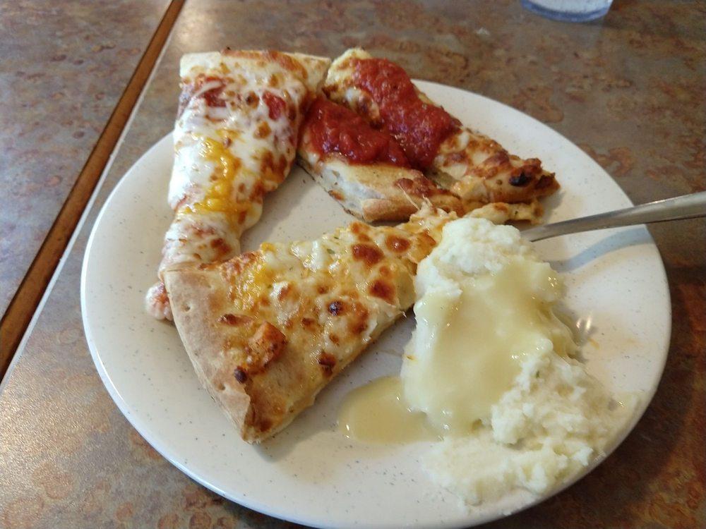 Pizza Ranch: 124 N 2nd St, Le Sueur, MN