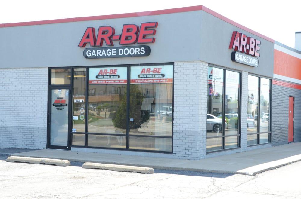 Ar be garage doors 10 photos 15 reviews garage door for Garage door repair oak lawn il