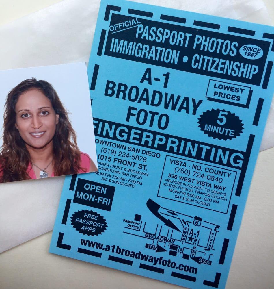 A-1 Broadway Foto
