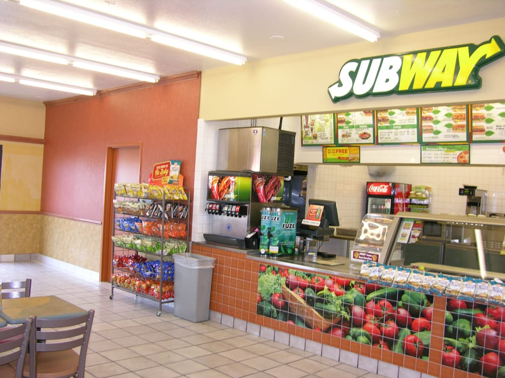 Subway Restaurants El Centro Ca