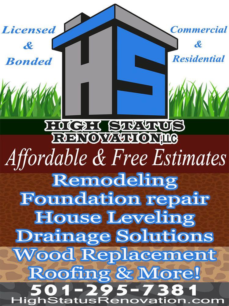 High Status Renovation: Little Rock, AR