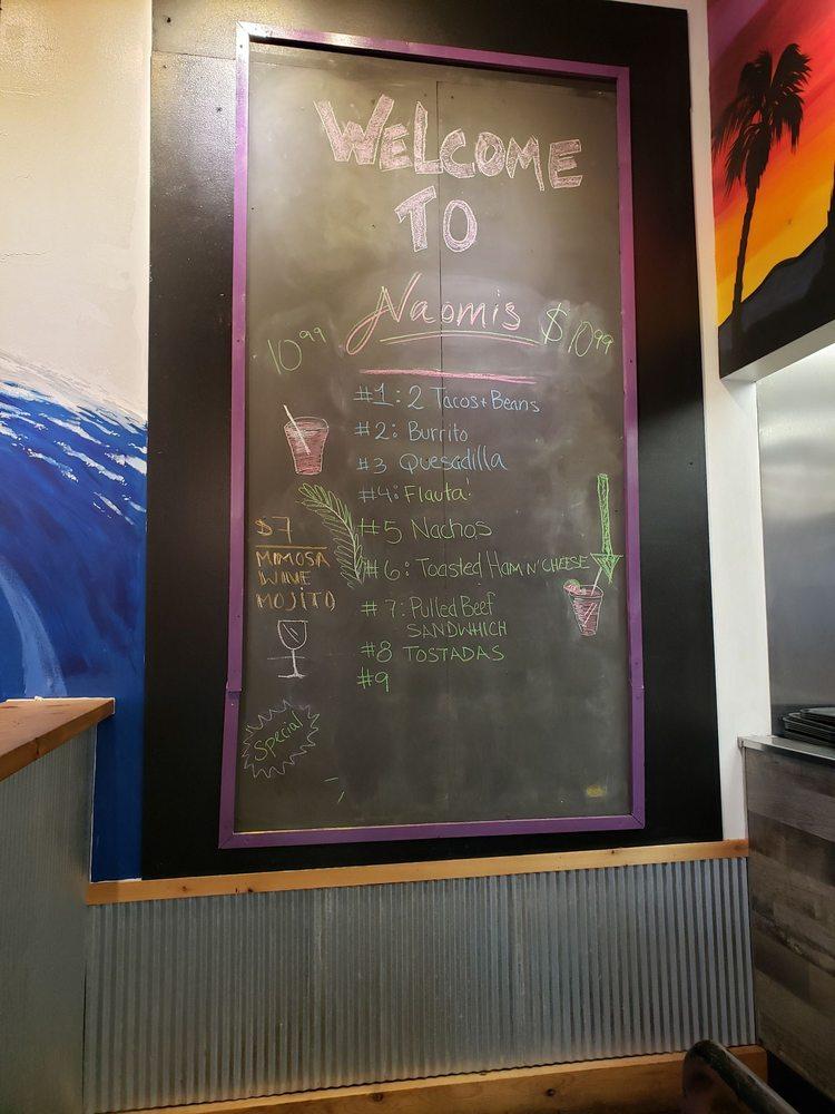 Naomi's Authentic SO-CAL Cuisine: 330 W Front St, Washington, MO