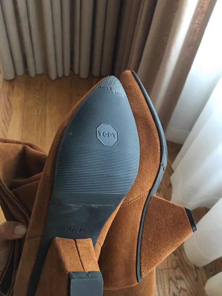 Amparo's Shoe Repair: 3367 Middlefield Rd, Menlo Park, CA