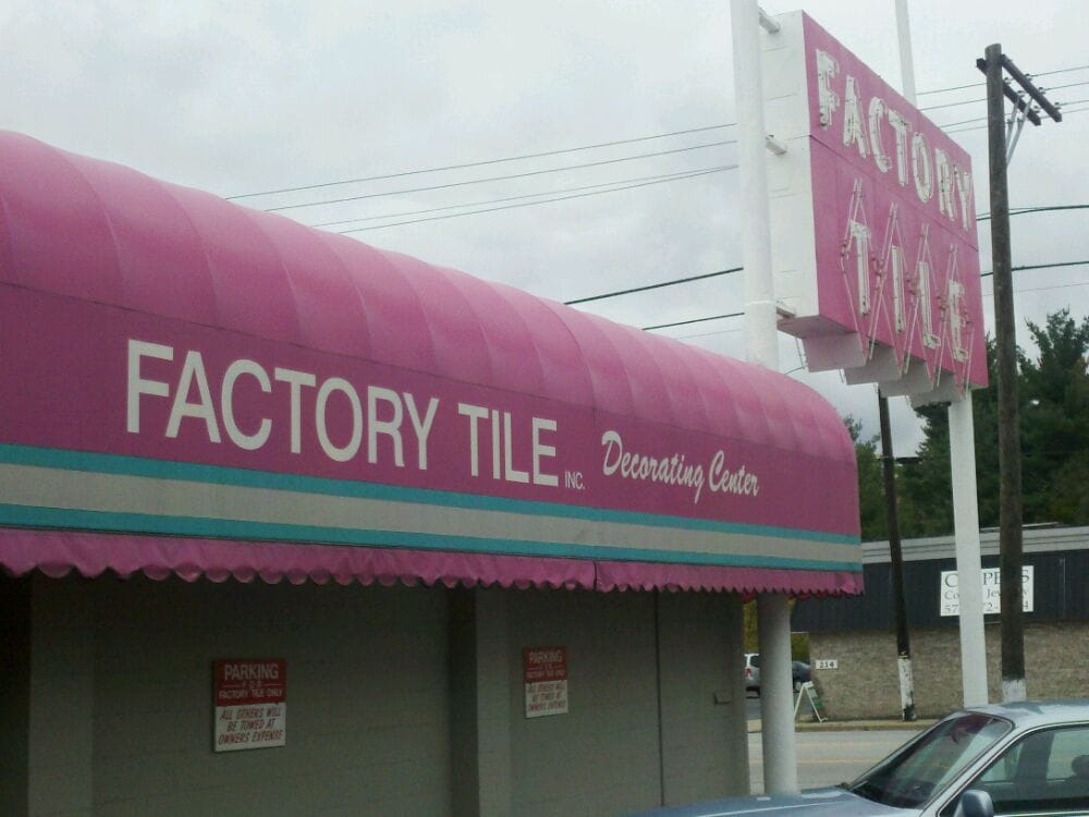 Factory Tile: 211 N Dixie Way, South Bend, IN