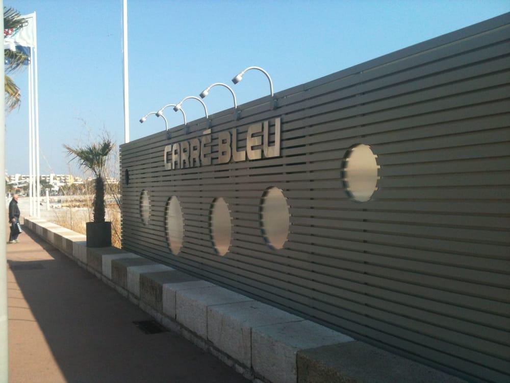 Carr bleu restaurants 61 ter promenade de la plage for Garage de la plage cagnes sur mer