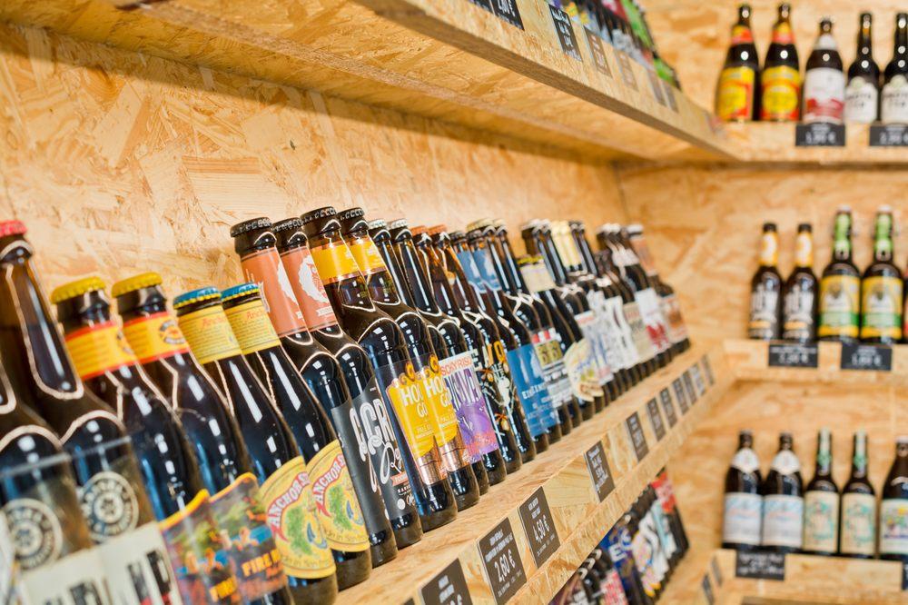 Die Bierothek - 13 Photos - Beer, Wine & Spirits - Europa-Allee 6 ...