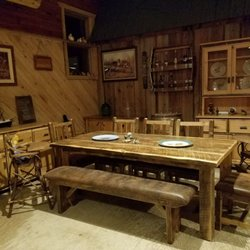 Rustic Creek Log Furniture S 3738 Evergreen Rddw Ski Pa Phone Number Yelp