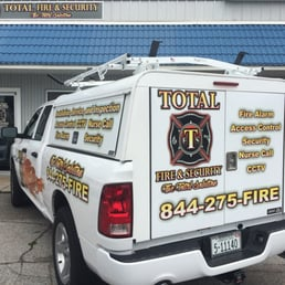 Total Fire Amp Security Security Systems 408 E 1st St