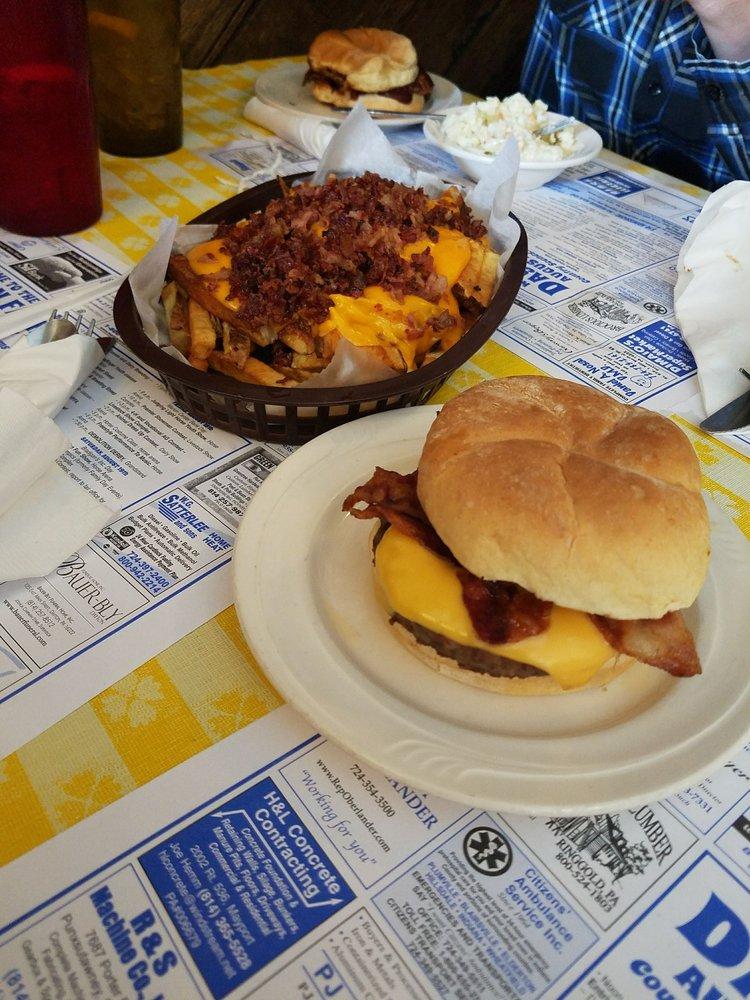 Mabel's Table: 1106 Kittanning Ave, Dayton, PA