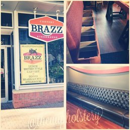 Photo Of Uriarte Upholstery   Charlotte, NC, United States. Transformed  Regular Restaurant Bench