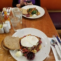Photo Of Simple Café Milwaukee Wi United States Corned Beef Hash Deliciousness
