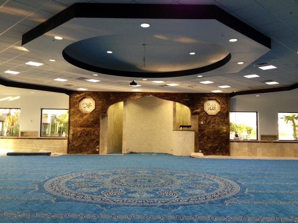 Photos for islamic center of san antonio yelp for Dining near at t center san antonio