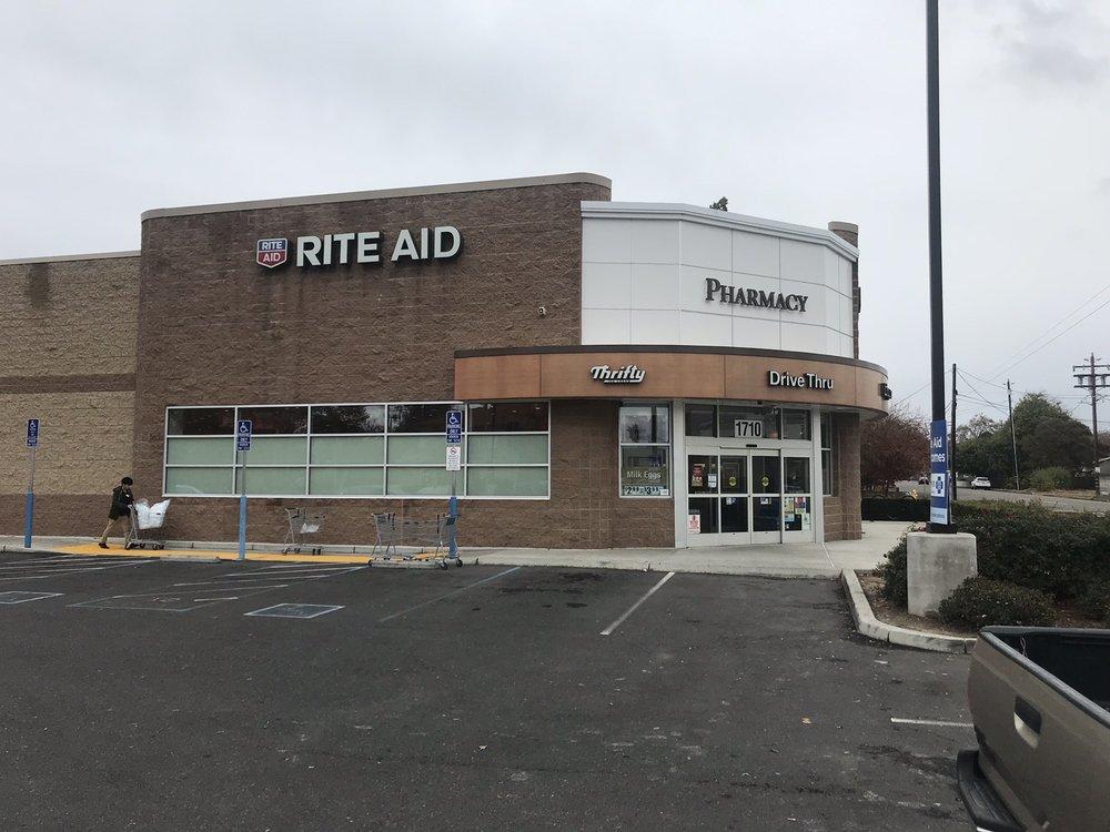 Rite Aid: 1710 California St, Escalon, CA