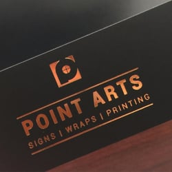 Point arts signs printing 139 photos 17 reviews printing photo of point arts signs printing san gabriel ca united states copper foiled business cards reheart Image collections