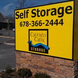 Crooked Creek Storage   6300 Atlanta Hwy, Alpharetta, GA ...