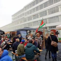 8654bba7734 Photo of Swan Market - Rotterdam, Zuid-Holland, The Netherlands. De food