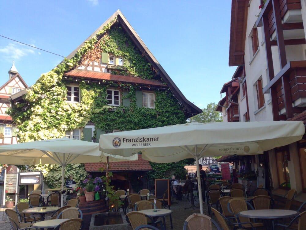 Zeller brugg cucina tedesca talweg 2 offenburg baden for Offenburg germania
