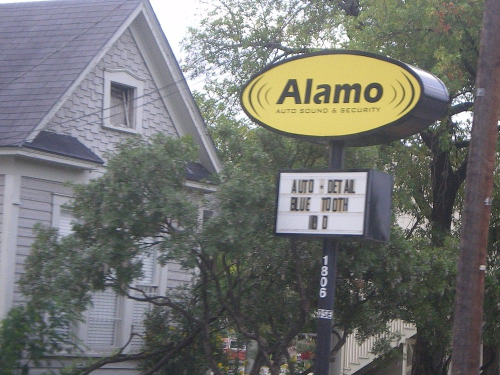 Alamo Auto Sound & Security