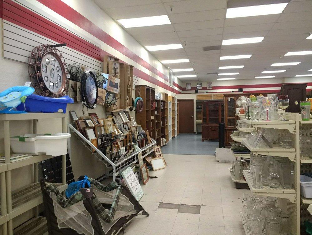 The Salvation Army Family Store & Donation Center: 10309 Folsom Blvd, Rancho Cordova, CA
