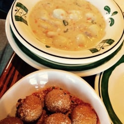 photo of olive garden italian restaurant rochester ny united states thanks daen - Olive Garden Rochester Ny