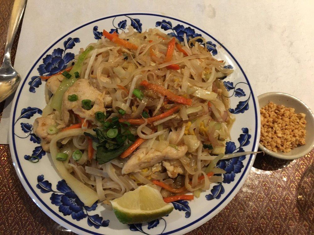 Food from Siam Restaurant & Bar