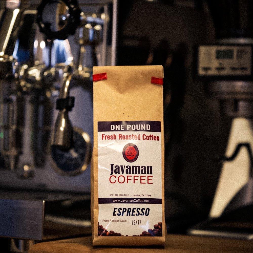 Javaman Coffee: 7405 Fm 1960 Rd E, Humble, TX