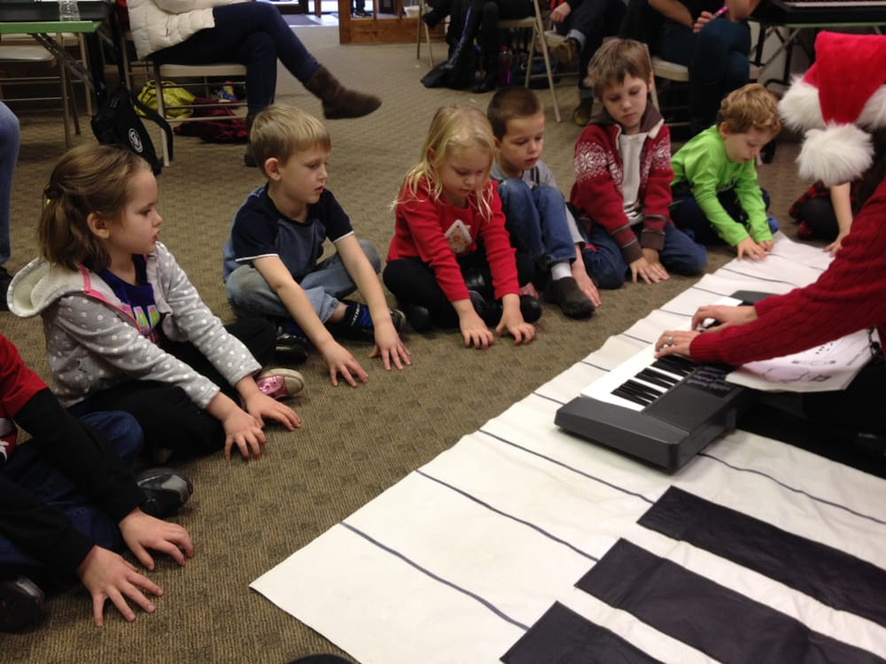 Children's Music Academy: 5335 S Campbell Ave, Springfield, MO