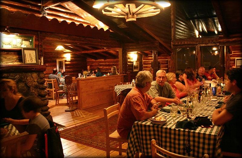 Cliffview Restaurant & Bar: 723 Highway 512, Chama, NM
