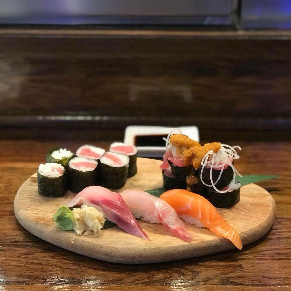 Ginza Japanese Cuisine & Sushi