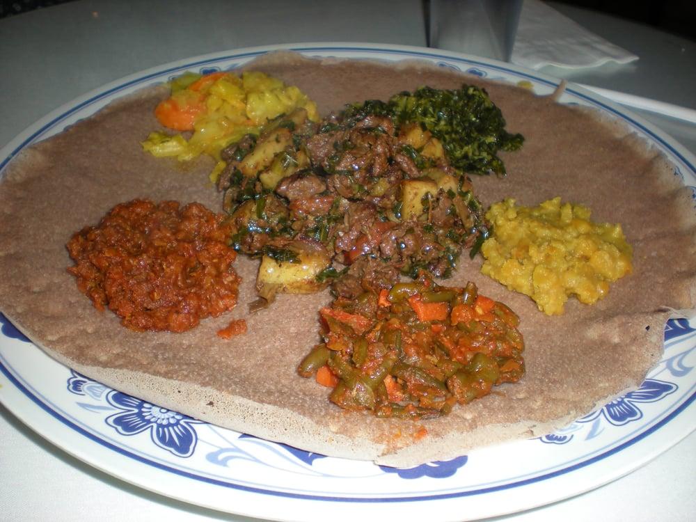 Little Ethiopia Restaurant: 1048 S Fairfax Ave, Los Angeles, CA