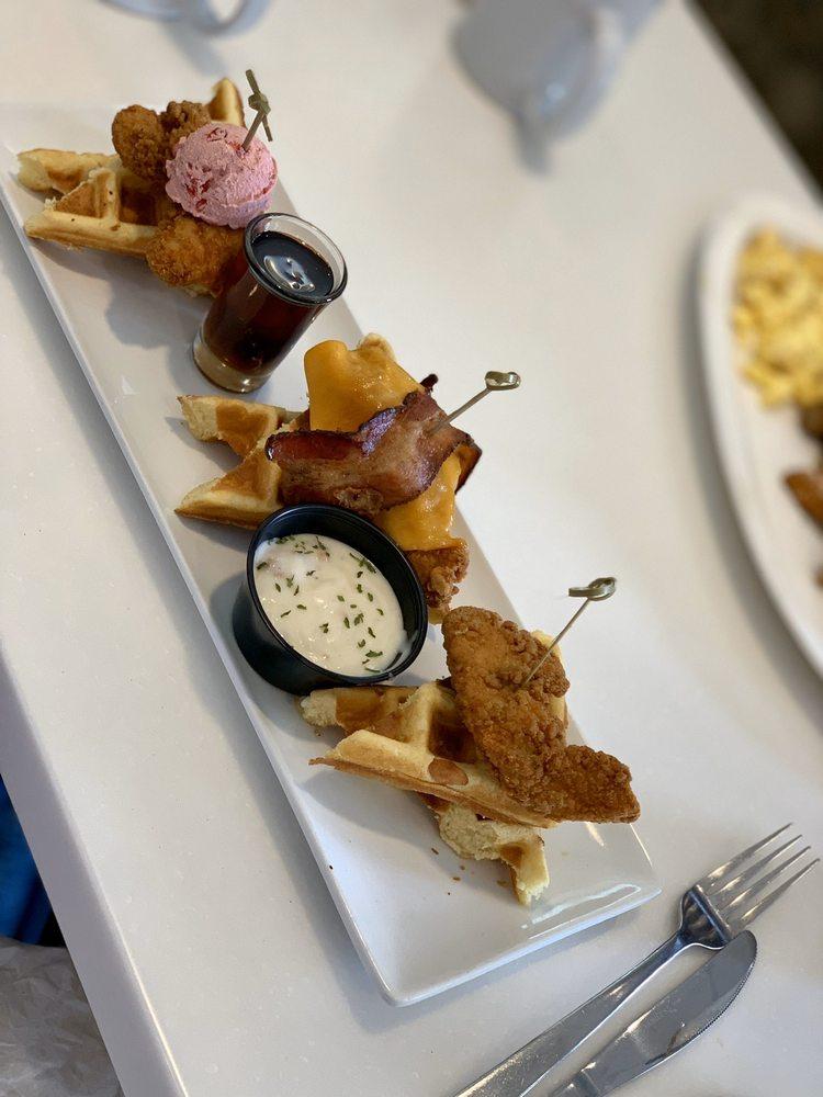 Omelet Bar: 12250 Strategy Blvd, Orlando, FL