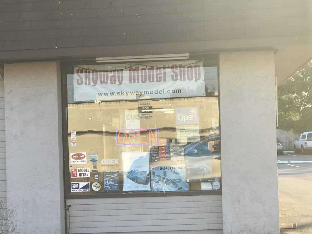 Skyway Model Shop