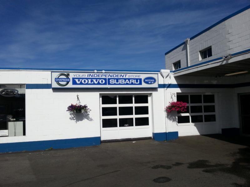 Chapman Motors Victoria Auto Repair 751 Cloverdale