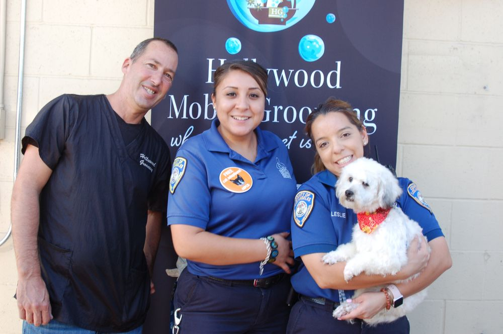 Hollywood Mobile Pet Grooming