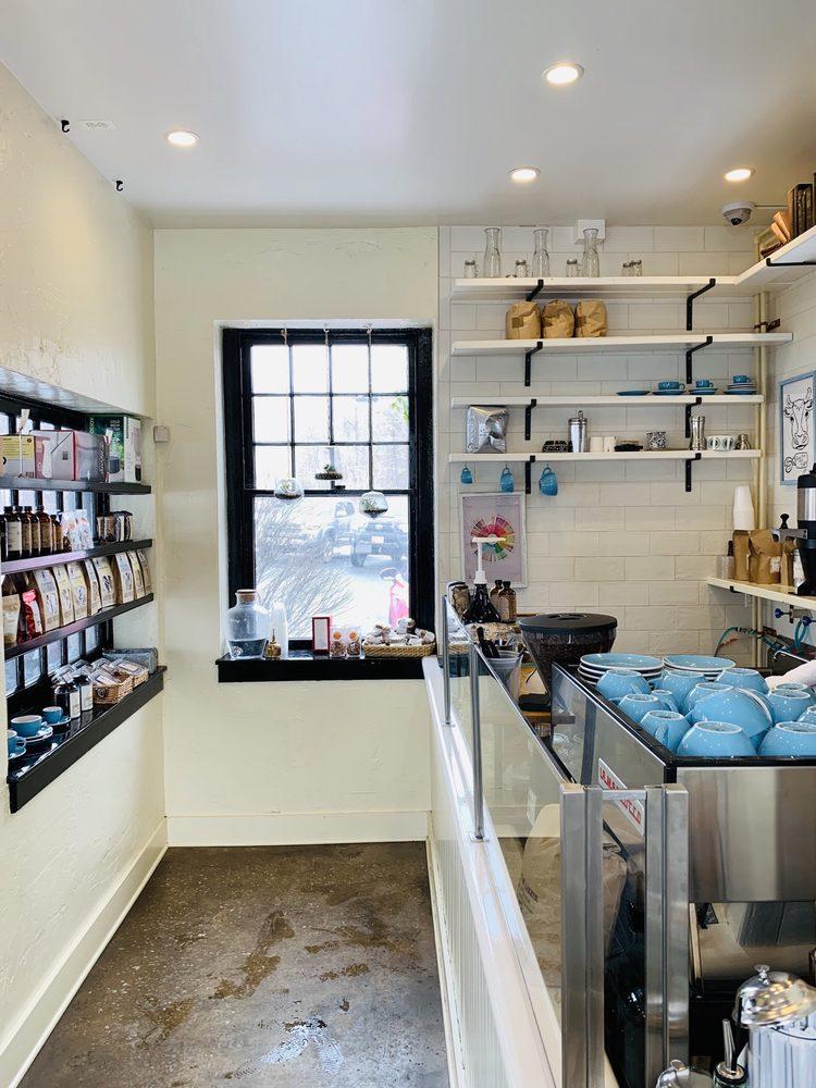 John Brown Coffee: 13501 Falls Rd, Cockeysville, MD