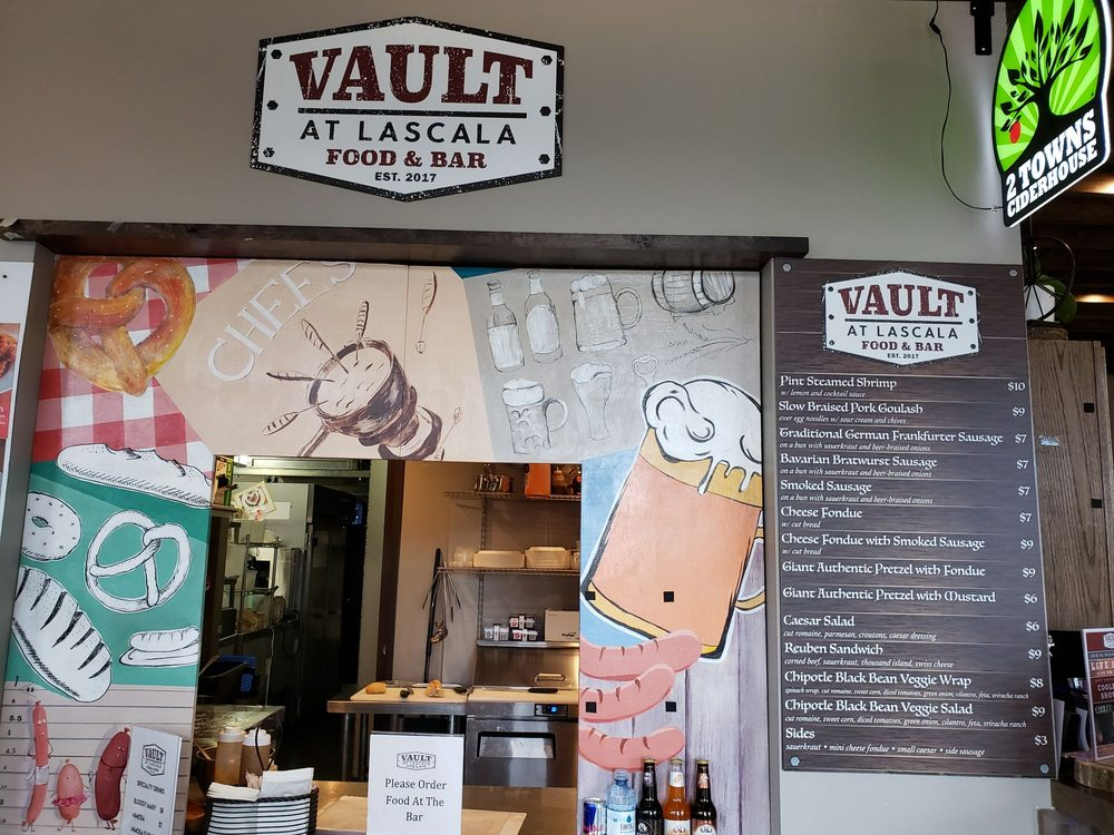 Vault at LaScala: 4725 SW Lombard Ave, Beaverton, OR