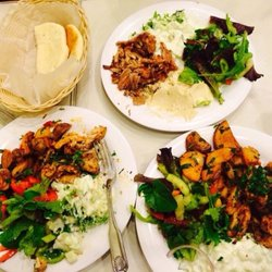 Omar s mediterranean cuisine 12 photos mediterranean for Athena mediterranean cuisine ny