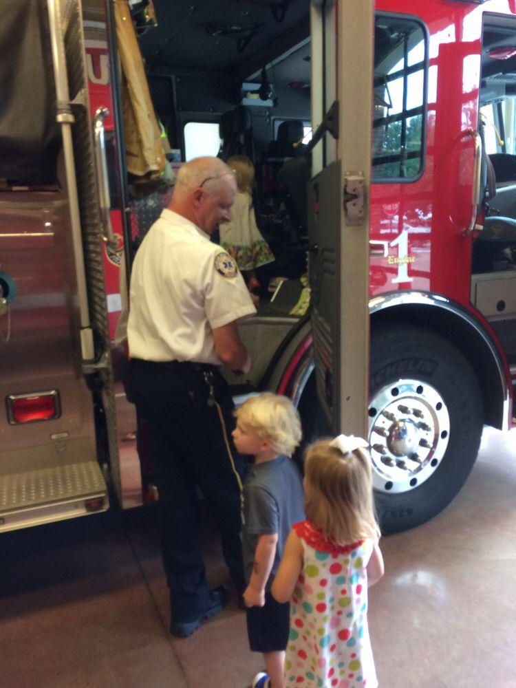 Mountain Brook Fire Department: 100 Hoyt Ln, Birmingham, AL