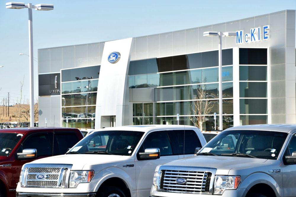 McKie Ford Lincoln: 2010 E Mall Dr, Rapid City, SD