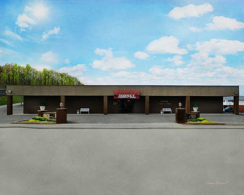 Dorsey Funeral Home Inc: 701 S Pike St, Shinnston, WV