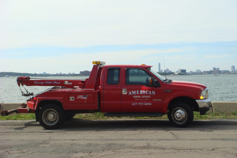 Towing business in Quincy, MA