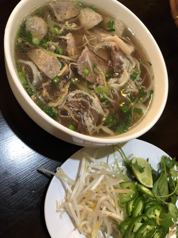Pho #1 Noodle House: 1818 North Main St, Salinas, CA